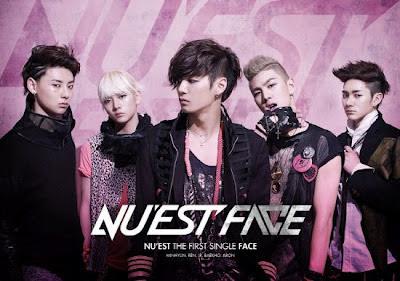 NU'EST, profil NU'EST, biodata NU'EST Boyband Korea