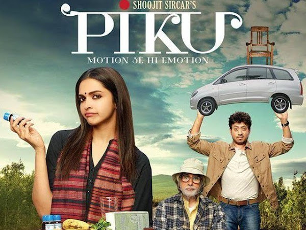 Piku (2015) Movie Poster No. 4