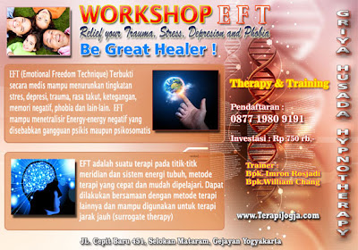 Workshop EFT Jogja
