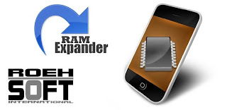 ROEHSOFT RAM Expander Apk v.2.05 Full Version