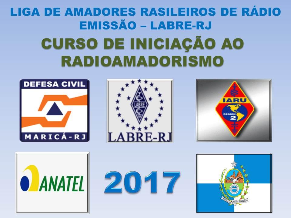 CURSO DE INICIAÇÃO AO RADIOAMADORISMO - MARICÁ - RJ
