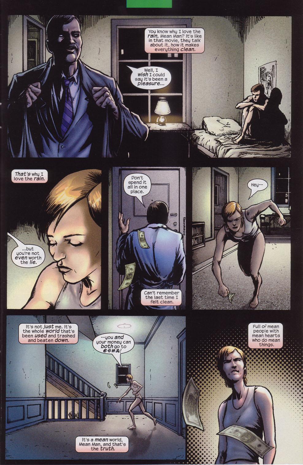 Read online Wolverine (2003) comic -  Issue #1 - 4