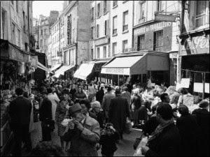 Hemingways Paris rue Mouffetard