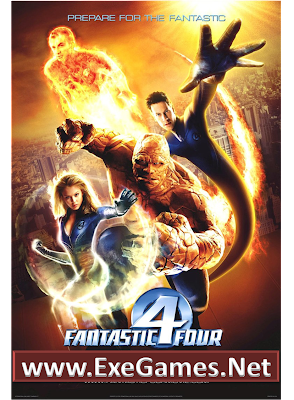 Fantastic 4 Game Free Download For PC Full Version