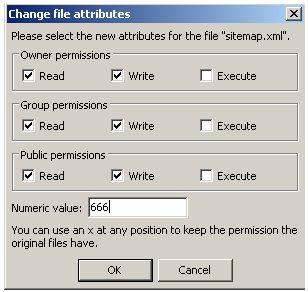 Hak Akses File