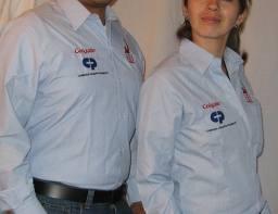 803b2dd29c8f5 Bordados Rossy S.A DE C.V   Camisas Oxfordsy Camisetas tipo Polo