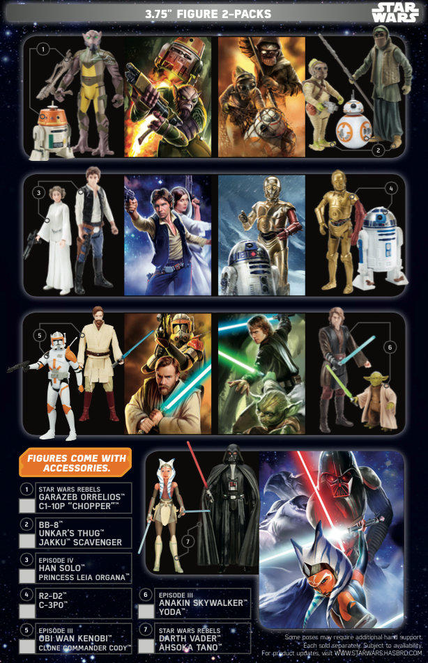 The Force Awaken Toys