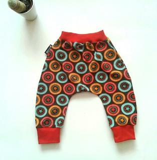 Pantalón circulos