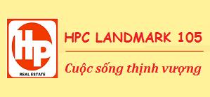 Wedsite giới thiệu dự án chung cư HPC Landmark 105 Lê Văn Lương