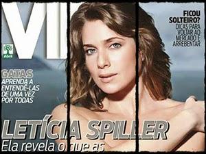 Leticia Spiller Nua Em Fotos Da Revista Vip