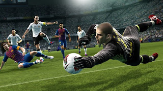 Screenshot 1 Game Pro Evolution Soccer (PES) 2013