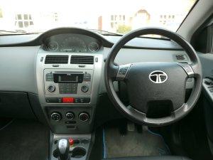 Tata Indica Vista EV 2012 Interior