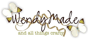 Wendymade &amp; All things crafty