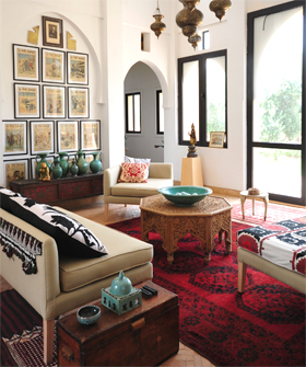 Moroccan Culture Is Rich And Vibrant It Known For Its Beautiful Furniture Jewel Toned Colours If Anything Style All About The