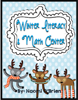http://www.teacherspayteachers.com/Product/Winter-Literacy-and-Math-Activity-Center-993768