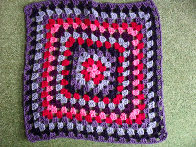 Second Hand Susie Crochet Update Mollie Makes Starburst Blanket