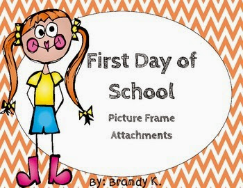 http://www.teacherspayteachers.com/Product/First-Day-of-School-Picture-Frame-FREEBIE-1382813