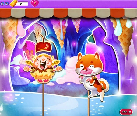 candy crush saga dreamworld 501-515