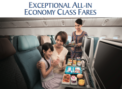 Travel More For Less With Singapore Airlines and SilkAir  via Woman In Digital