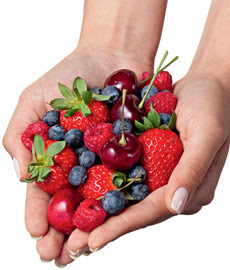 Frutas boas para memória
