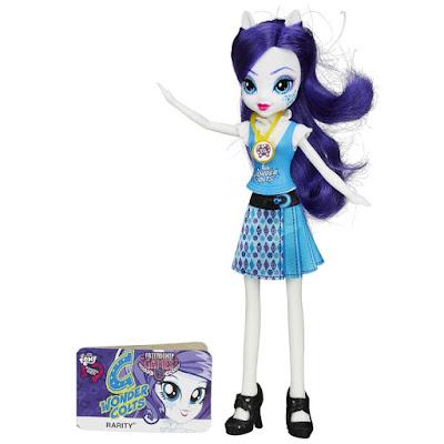 TOYS : JUGUETES - MY LITTLE PONY  Equestria Girls : Friendship Games  Rarity : Espíritu Escolar | School Spirit | Muñeca - Doll Producto Oficial 2015 | Hasbro B2016 | A partir de 5 años Comprar en Amazon España & buy Amazon USA