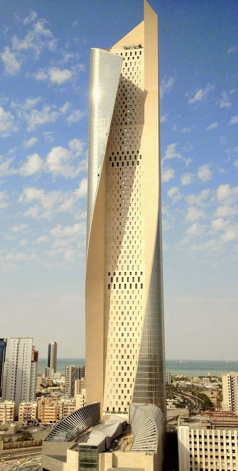 The Al Hamra Tower Kuwait City, Kuwait