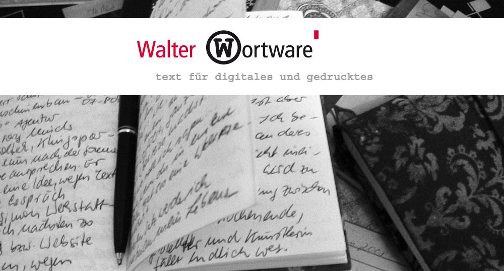 Walter Wortware - von Ingrid Walter aus Offenbach