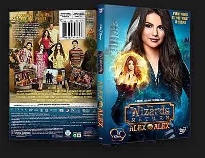 the wizards return alex vs alex nova edi231227o em dvd e
