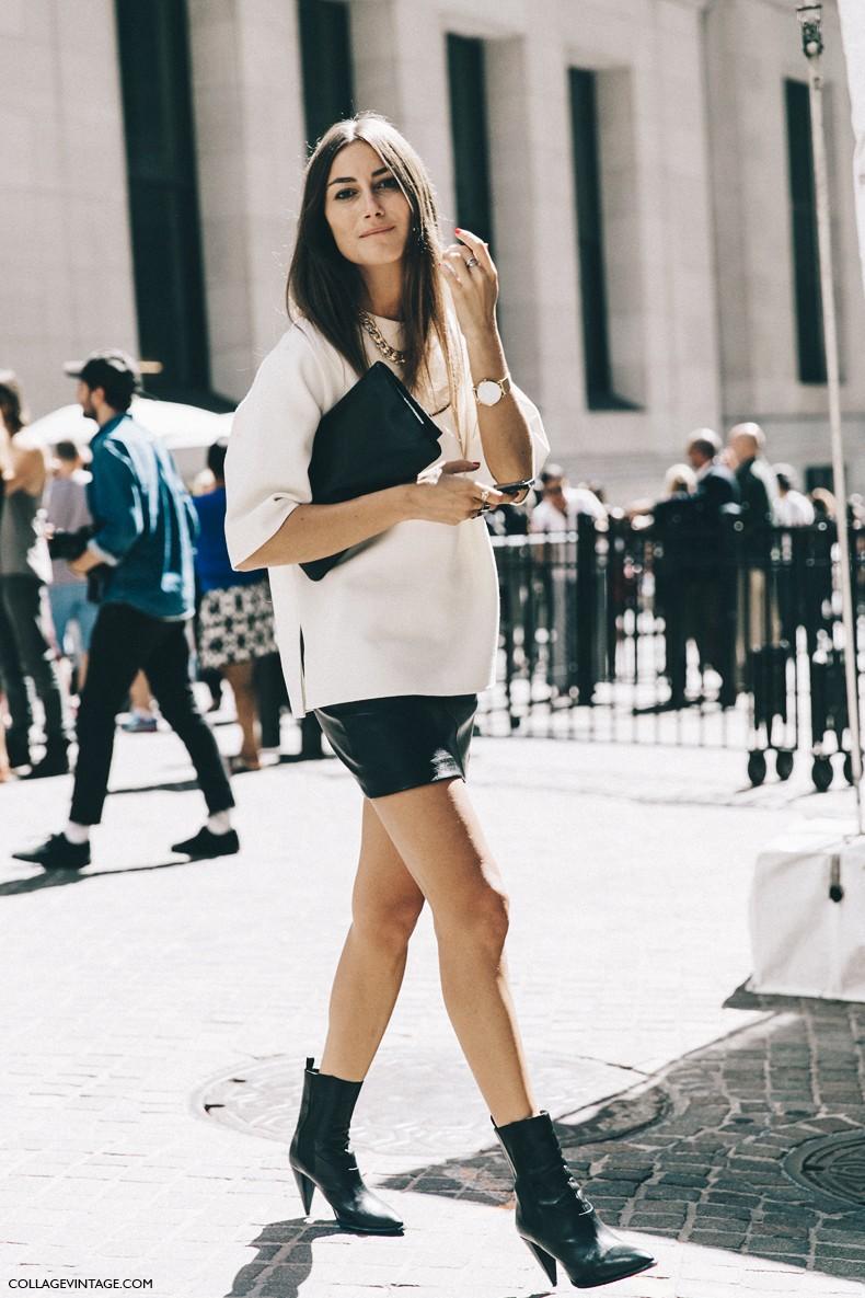 New York Fashion Week Spring Summer 2016,  NYFW by Sara @ Collage Vintage