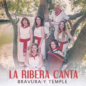 Portada del nuevo trabajo discográfico del grupo La Ribera Canta