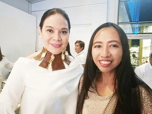 MEETING THE WORLD-CLASS JEWELLERY DESIGNER, MS. ANN ONG