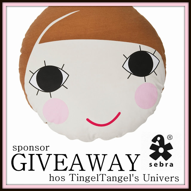 Give away hos Tingel Tangels univers
