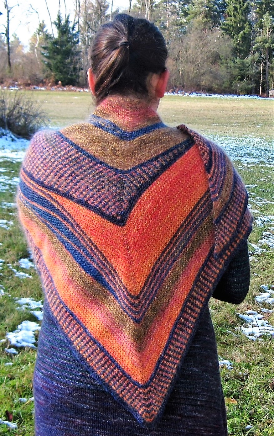 Baltic Shawl