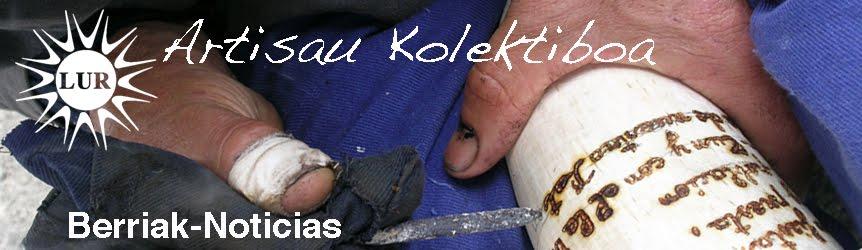 Lur Kolektiboa Berriak-Noticias