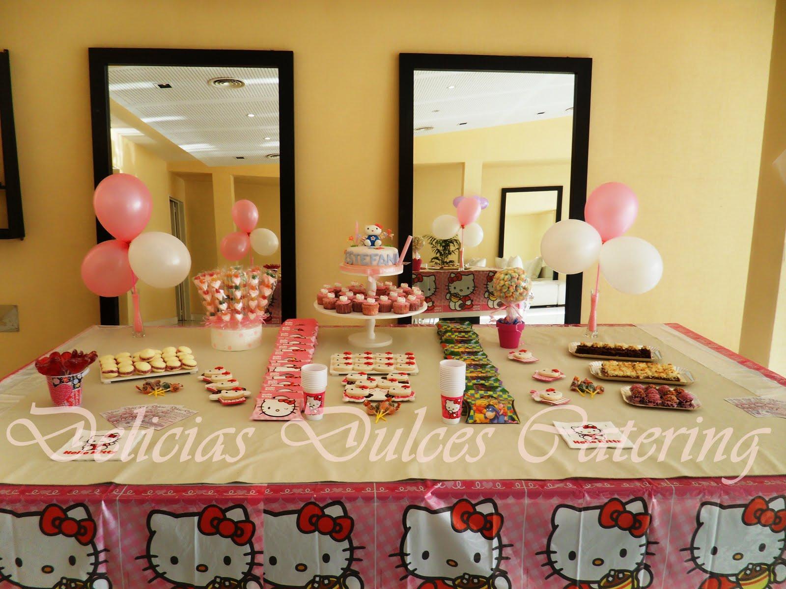 Mesa dulce para eventos infantiles baby shower portal - Mesa dulce infantil ...