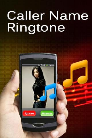Caller Name Ringtone - Android - App - APK File Download | Caller Name Ringtone - apk