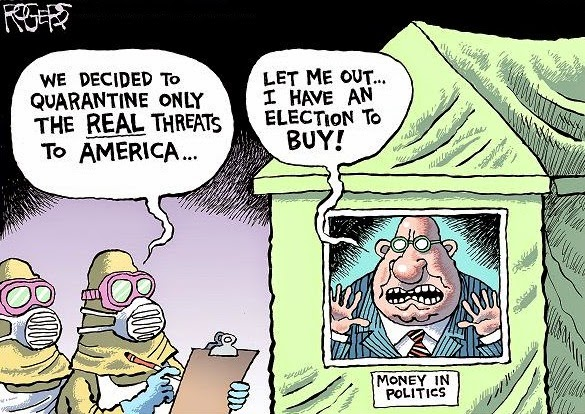 Rob Rogers: The REAL threat.