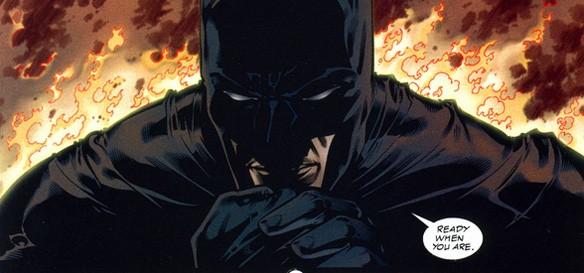 As cinco maiores batalhas do Batman 19