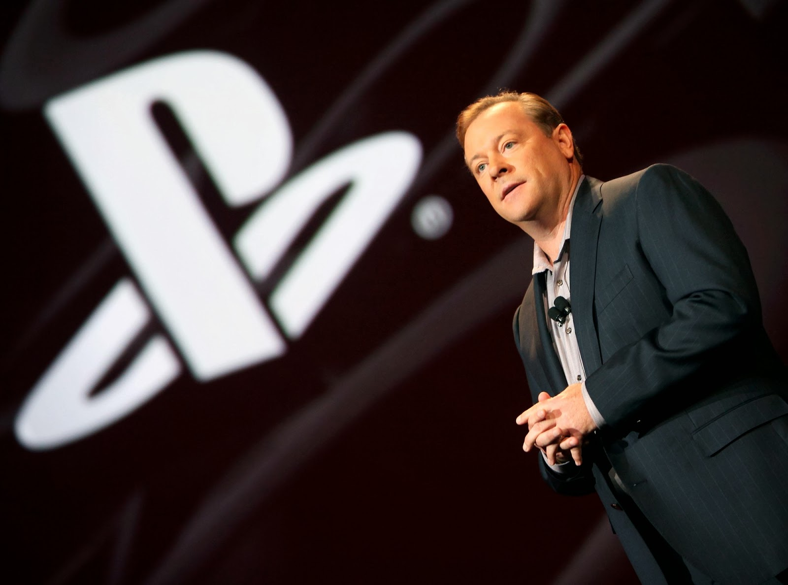 Jack Tretton President and CEO of SCEA