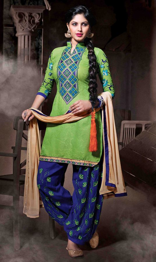 Punjabi New Salwar Kameez Suits Collection For Girls | Fashionip