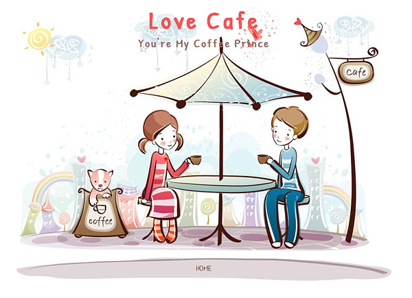 love cafe ipietoon