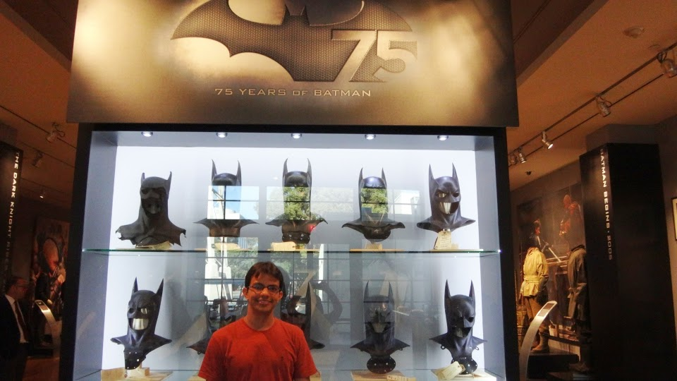 batman - warner bros vip studio tour - los angeles