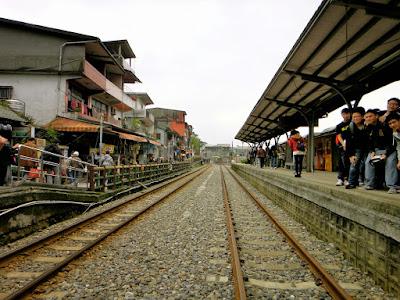 Pingxi Rail Line Taiwan