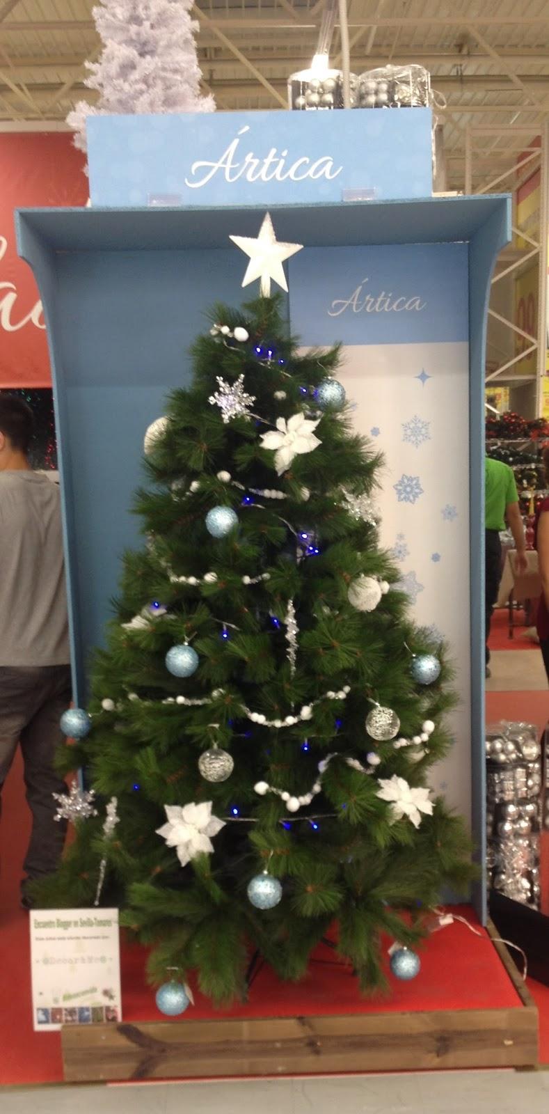 Decor me decorando la navidad con leroy merlin - Arbol de navidad leroy merlin ...