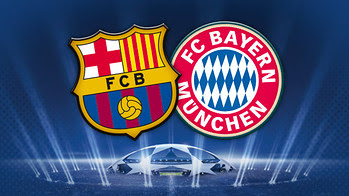 VER FC BARCELONA VS BAYERN MUNICH, SEMIFINALES, CHAMPIONS LEAGUE, ONLINE, VIDEOS