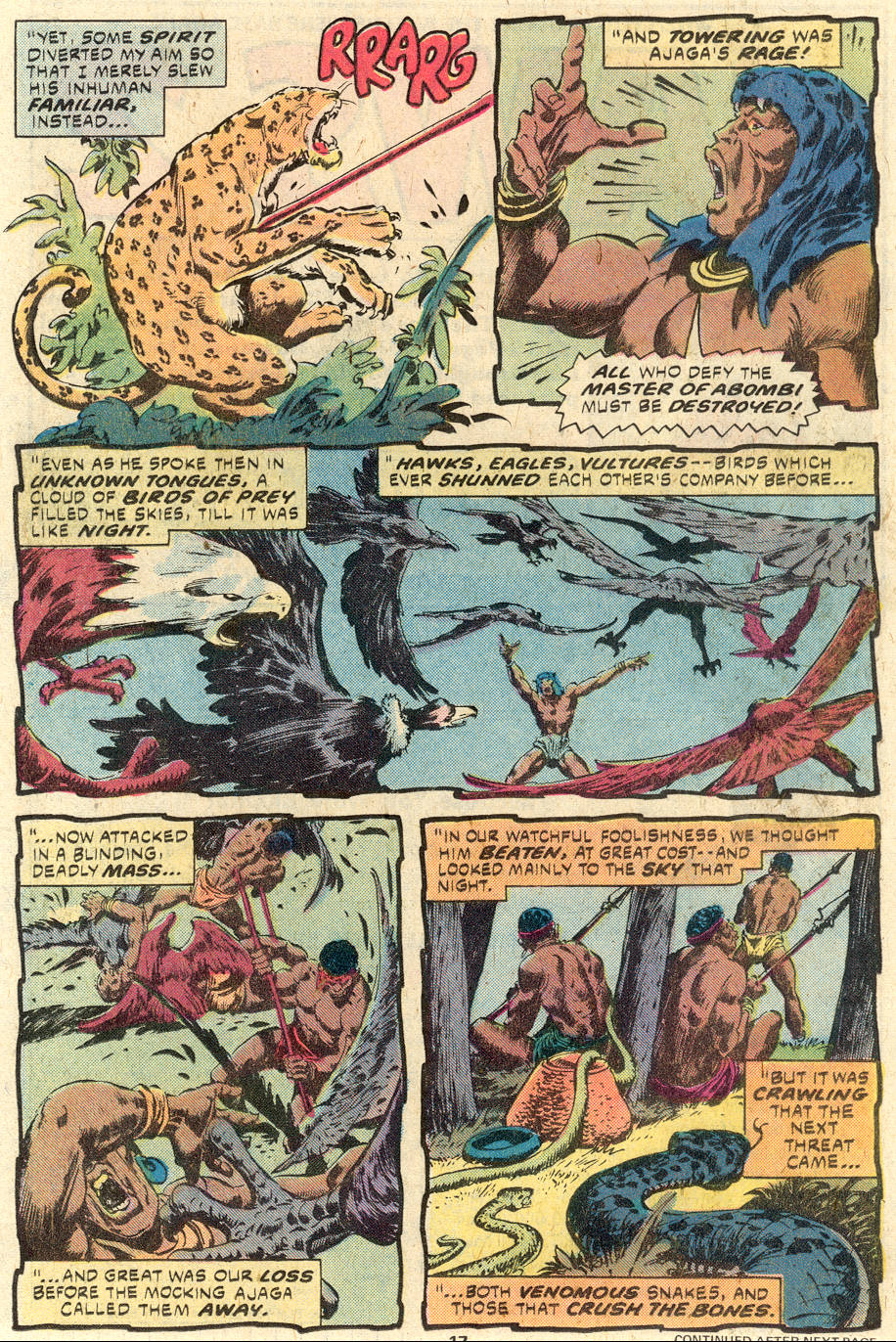 Conan the Barbarian (1970) Issue #94 #106 - English 12