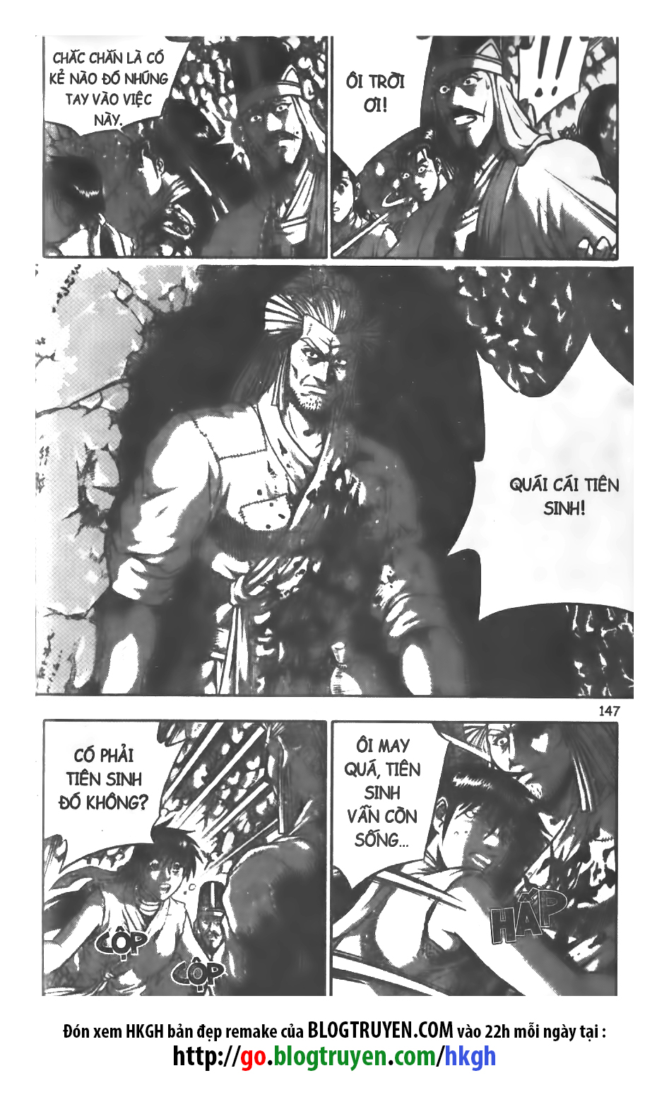 Hiệp Khách Giang Hồ chap 330 Trang 16 - Mangak.info