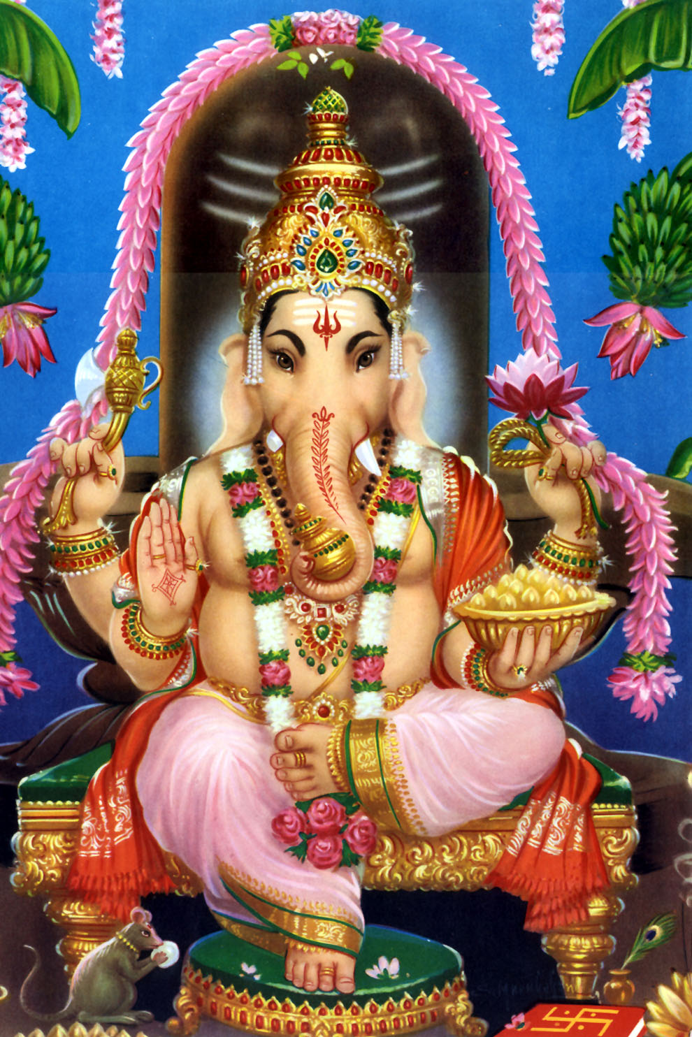 indian bhagwan lord shri ganesh latest hd wallpapers gallery
