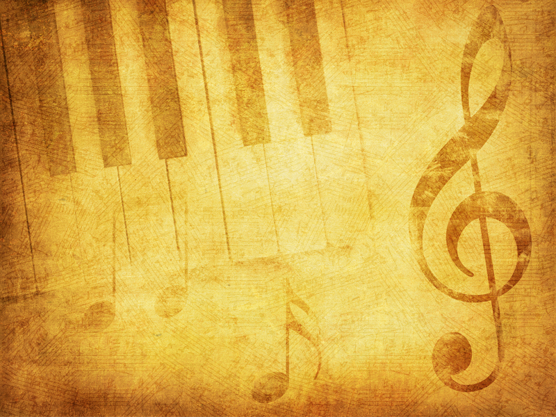 free church worship music notes background for powerpoint