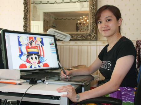 Komikus Indonesia, Akhirnya Debutt di Jepang